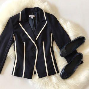NY&Co navy blazer